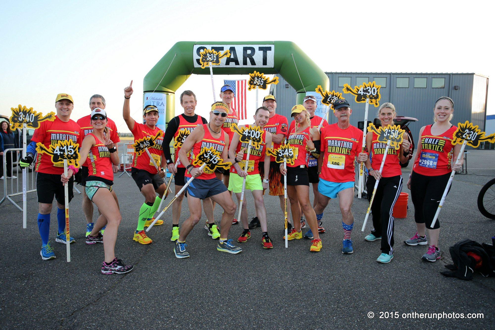 Half marathon fanatics criteria